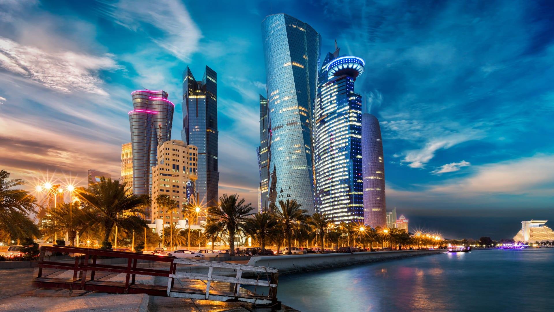 Jobs in the Qatar